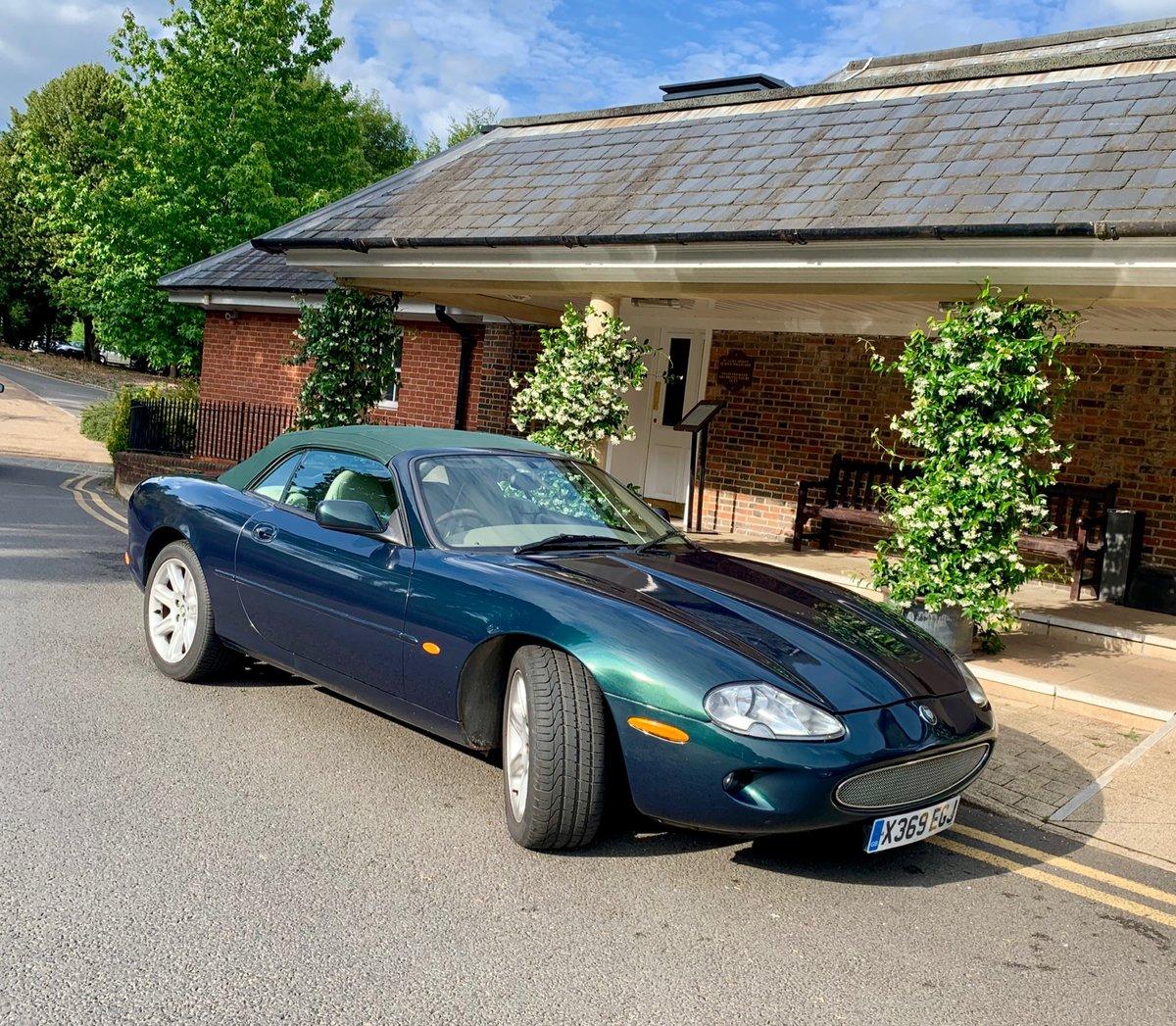 2000 Jaguar XK8  For Sale (picture 3 of 6)