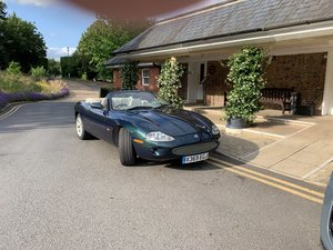 2000 Jaguar XK8  For Sale