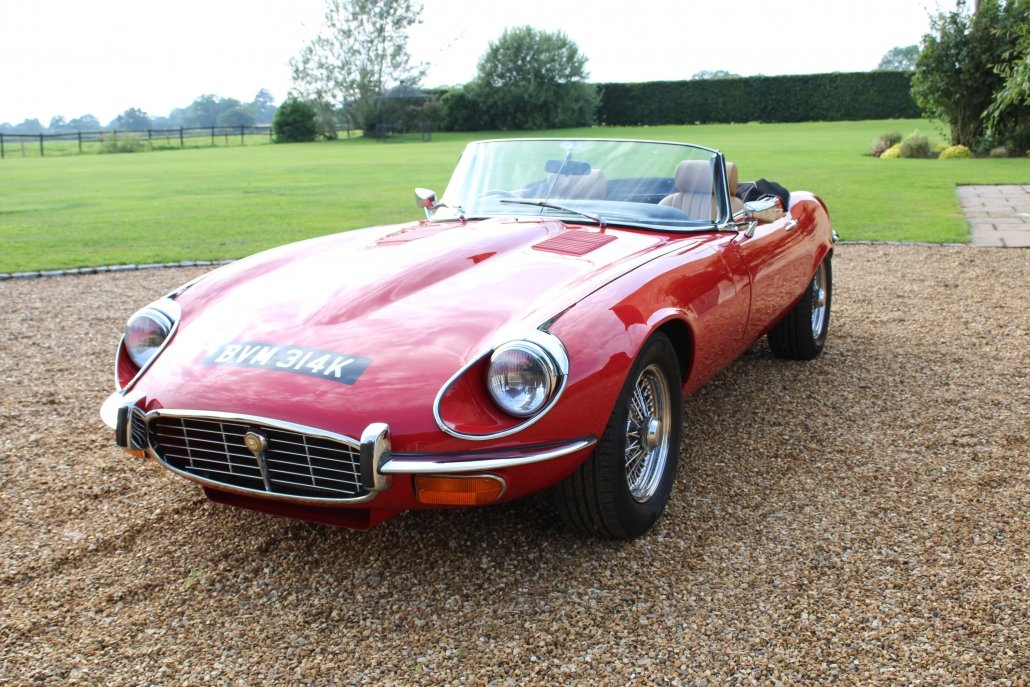 1971 JAGUAR E TYPE SERIES 3 V12 - £164,950 For Sale (picture 5 of 16)