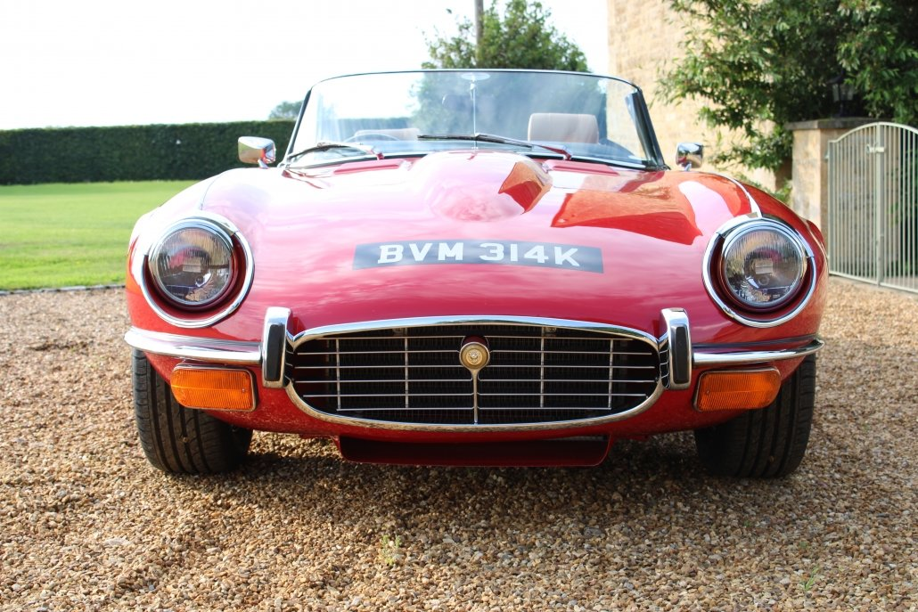 1971 JAGUAR E TYPE SERIES 3 V12 - £164,950 For Sale (picture 6 of 16)
