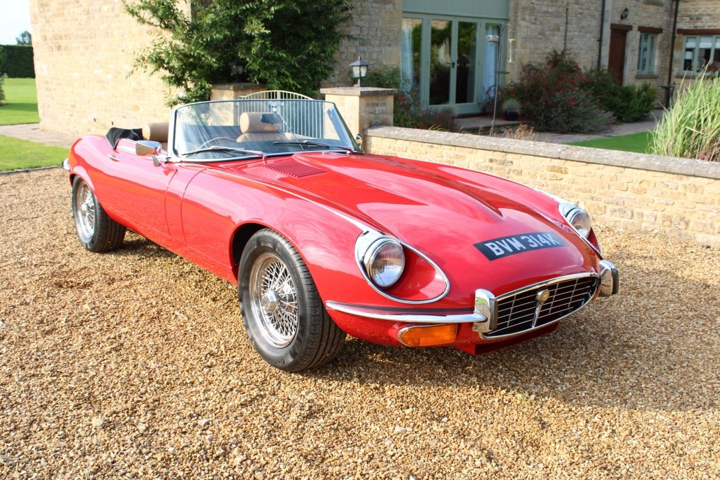 1971 JAGUAR E TYPE SERIES 3 V12 - £164,950 For Sale (picture 7 of 16)