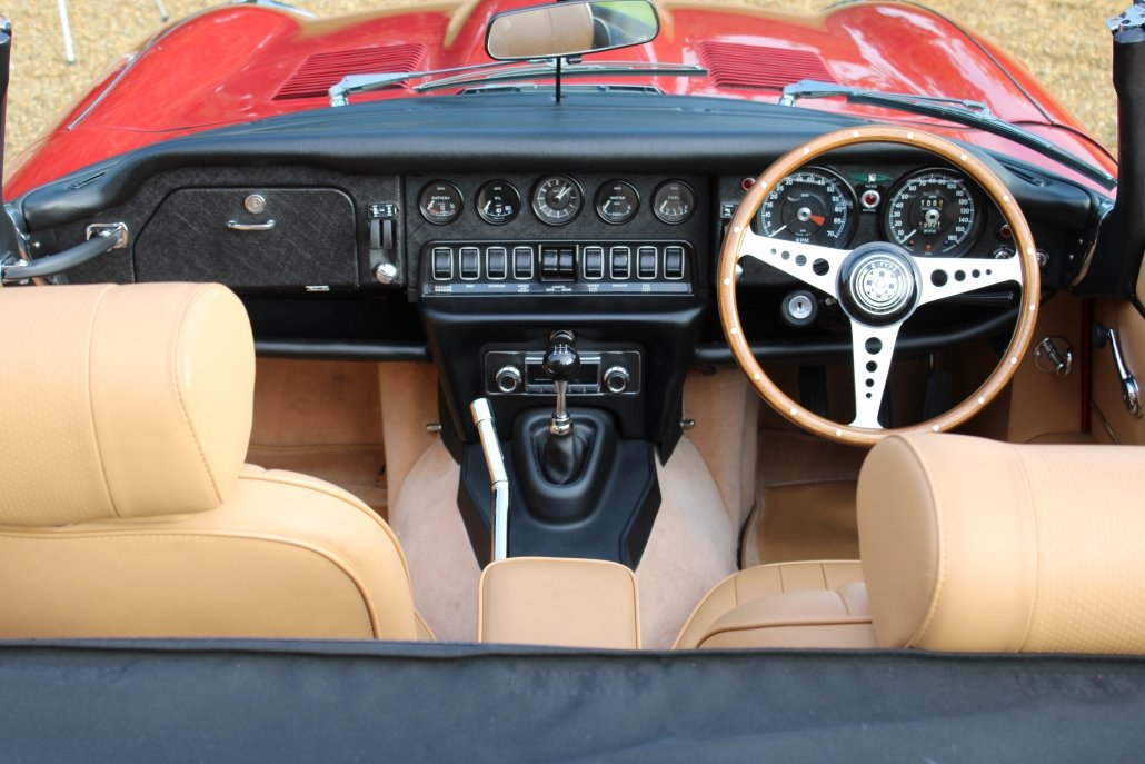 1971 JAGUAR E TYPE SERIES 3 V12 - £164,950 For Sale (picture 10 of 16)