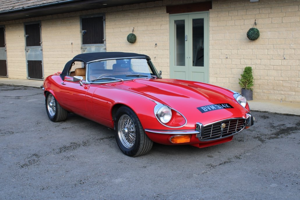 1971 JAGUAR E TYPE SERIES 3 V12 - £164,950 For Sale (picture 15 of 16)