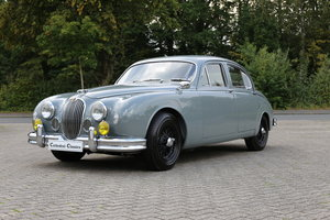 1959 Seemingly rare Jaguar MK1 2.4 with exquisite French history For Sale