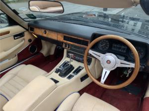 1989 Gorgeous Convertible Black '89 XJS For Sale