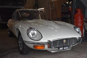 Lot 30 - A 1971 E-Type Jaguar Series III coupé - 11/09/2019 For Sale by Auction