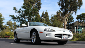 1998 Jaguar XK8 convertible For Sale