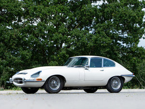 1966 JAGUAR E-TYPE 'SERIES 1' 4.2-LITRE COUPÉ For Sale by Auction
