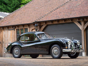 1955 JAGUAR XK140 SE COUPÉ For Sale by Auction