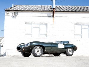 1964 JAGUAR D-TYPE RE-CREATION For Sale by Auction