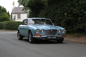 1972 Jaguar XJ6 Series I 4.2 Manual with Overdrive - Low miles