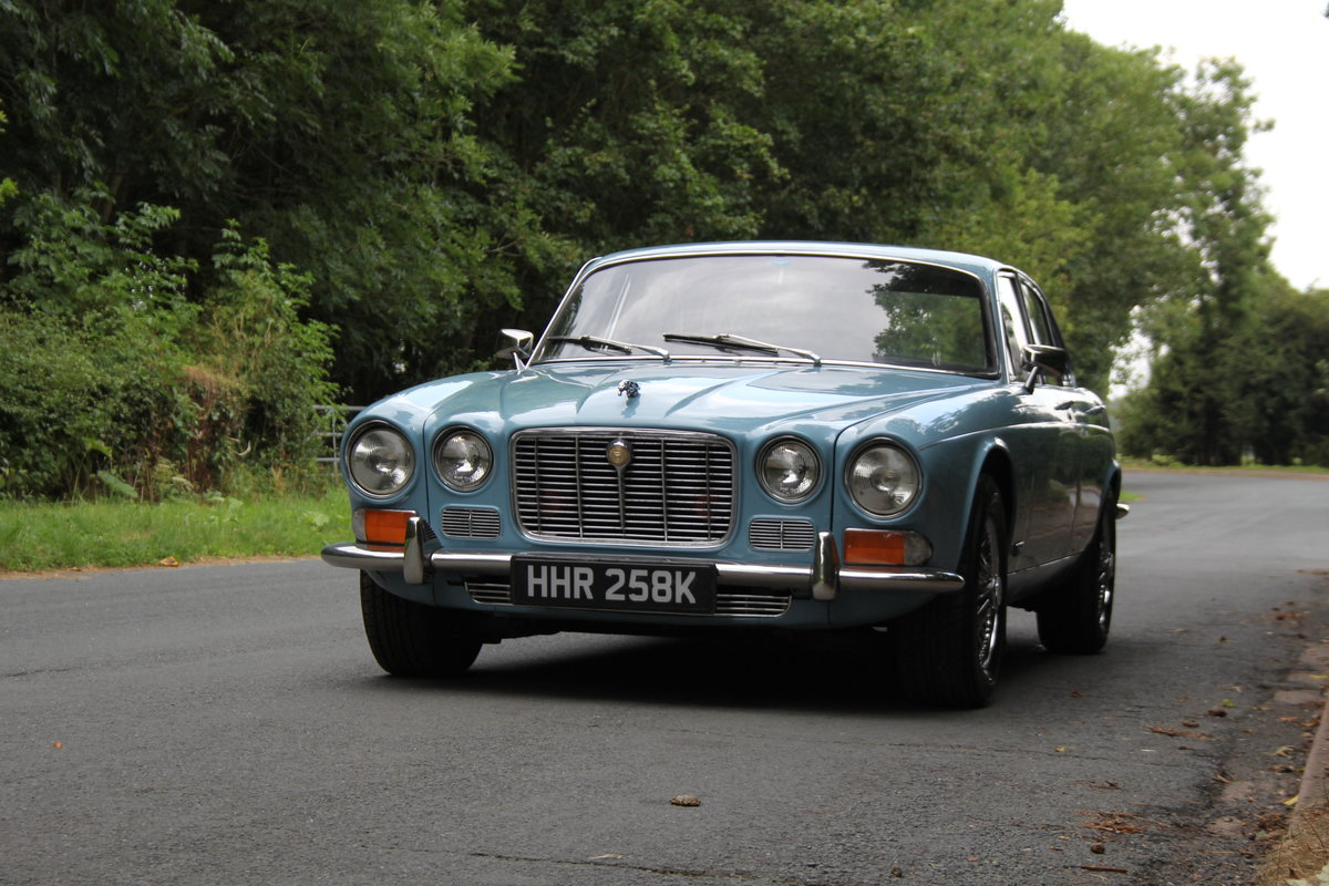 1972 Jaguar XJ6 Series I 4.2 Manual with Overdrive - Low miles For Sale (picture 3 of 21)