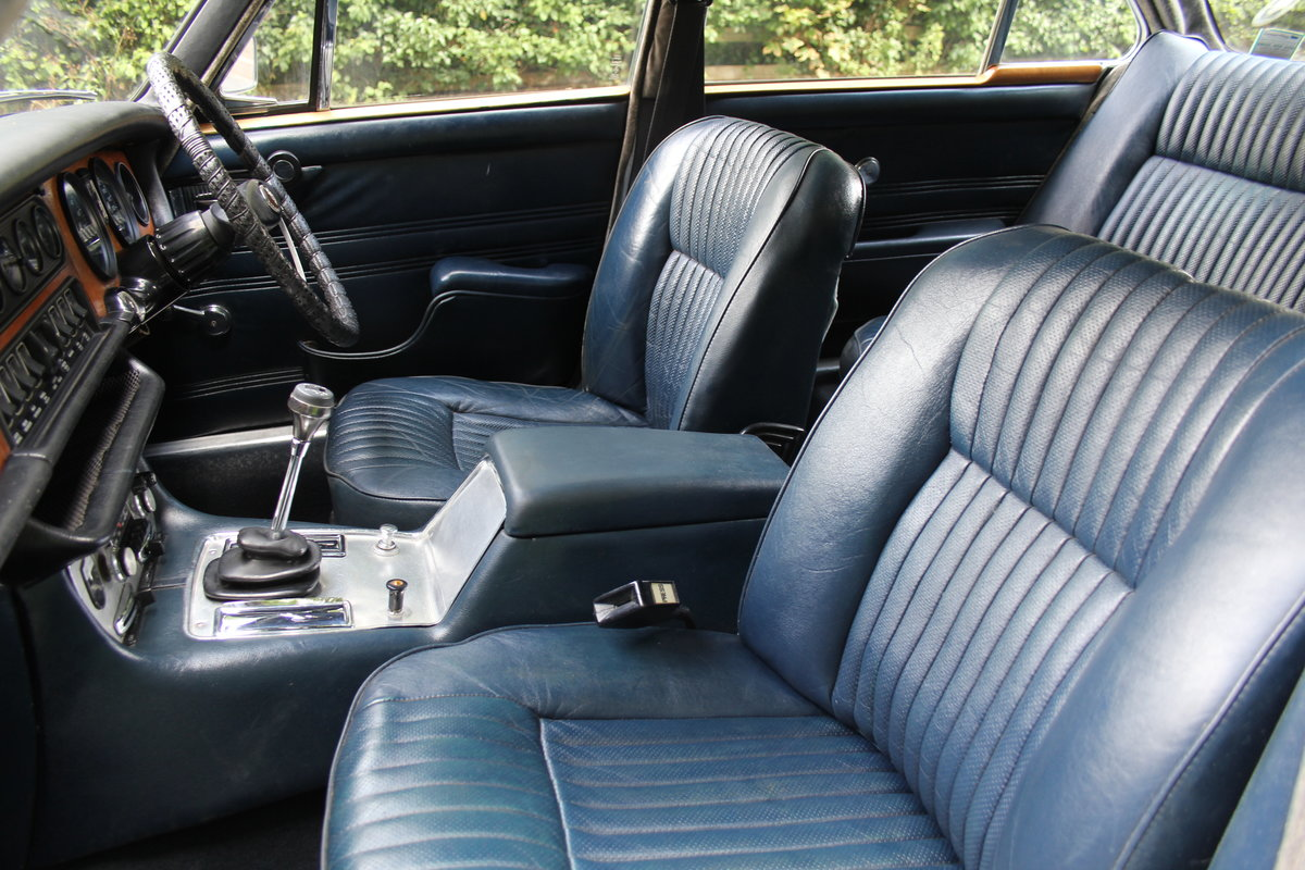 1972 Jaguar XJ6 Series I 4.2 Manual with Overdrive - Low miles For Sale (picture 13 of 21)
