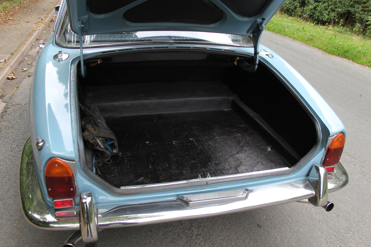 1972 Jaguar XJ6 Series I 4.2 Manual with Overdrive - Low miles For Sale (picture 21 of 21)