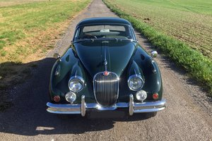 1960 Jaguar XK150 3.4 S FHC For Sale