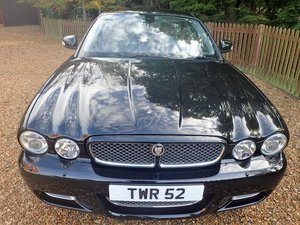 Jaguar XJR X358 2008/9 4.2 Supercharged V8