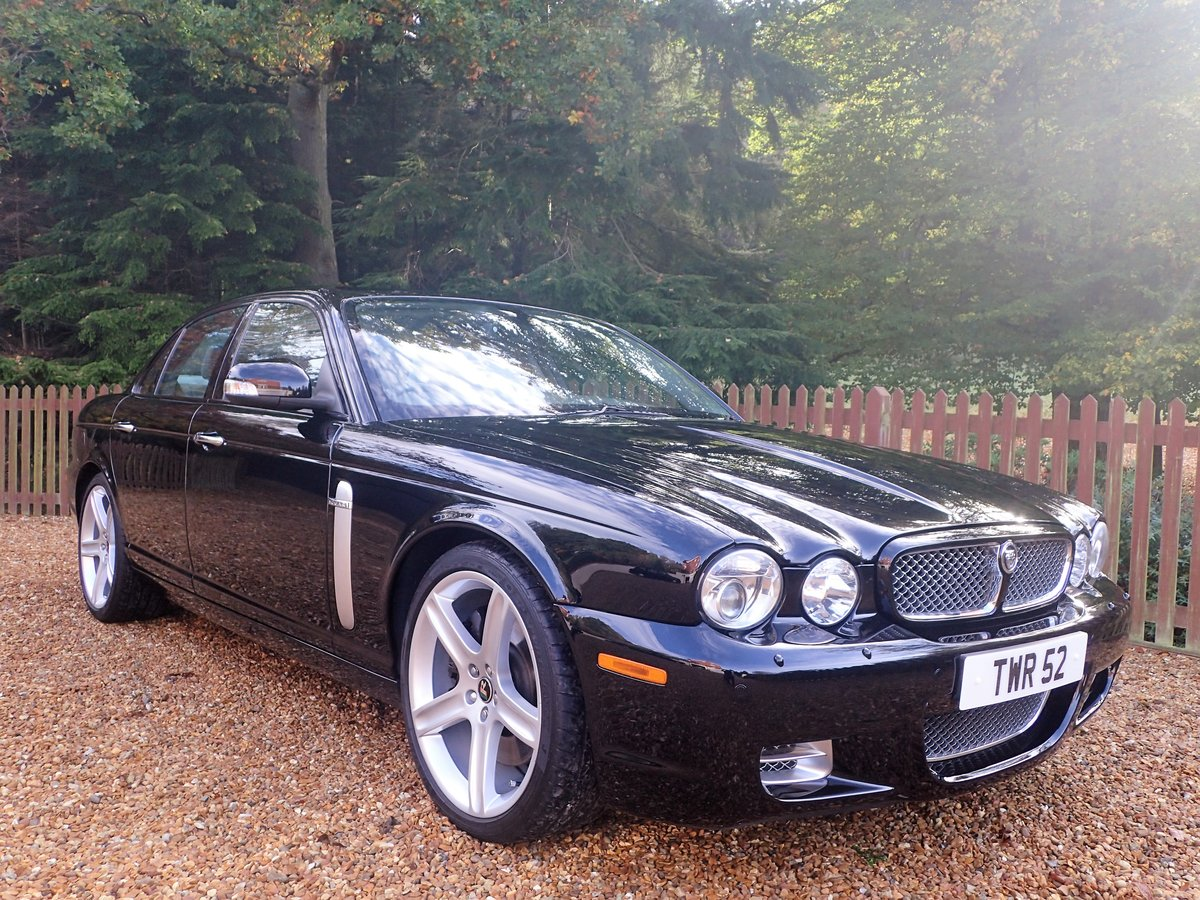 Jaguar XJR X358 2008/9 4.2 Supercharged V8 SOLD (picture 2 of 6)