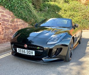 2016 Jaguar F Type 5.0R 11000 Miles For Sale