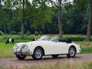 1961 JAGUAR XK150 'S' 3.8-LITRE DROPHEAD COUPÉ For Sale by Auction
