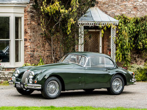 1960 JAGUAR XK150 3.8-LITRE 'S' COUPÉ For Sale by Auction