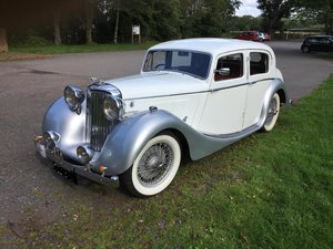 1946 Jaguar Mk IV SE 1.5 very rare model