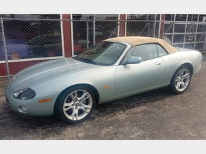 2004 Jaguar XK8 Convertible  For Sale by Auction