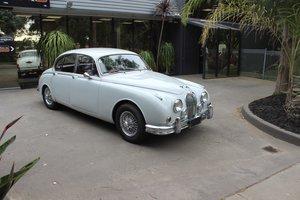 Jaguar 3.8 MKII 1963