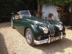 1954 Jaguar xk140 se roadster For Sale