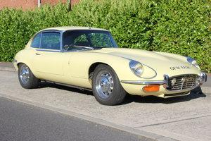 1972 Jaguar E-Type S3 V12 2+2 Manual, UK Car. For Sale