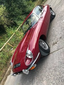 1969 E-Type Series 2 For Sale