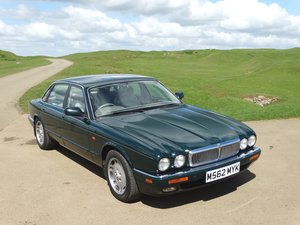 1995 Jaguar xj6 'x300' 3.2 manual SOLD