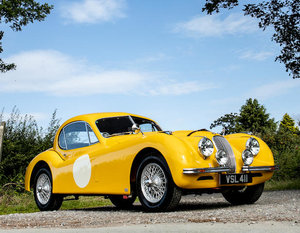 1952 JAGUAR XK120 COUPÉ For Sale by Auction