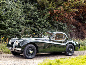 1950 JAGUAR XK120 COUPÉ For Sale by Auction