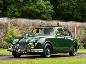 1959 JAGUAR MK1 3.4-LITRE SPORTS SALOON