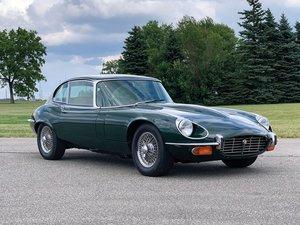 1971 Jaguar E-Type Series 3 V-12 2+2  For Sale by Auction