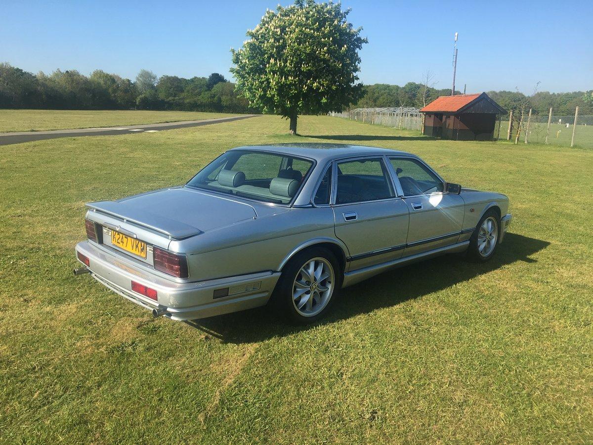 1992 Jaguar xj40, full body kit For Sale | Car And Classic