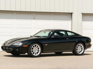 2000 Jaguar XKR Coupe  For Sale by Auction