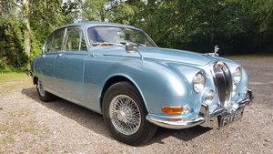 1965 Jaguar S type 3.4 auto