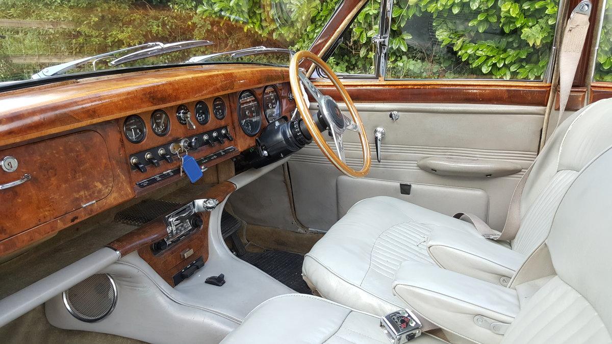 1965 Jaguar S type 3.4 auto  SOLD (picture 3 of 6)