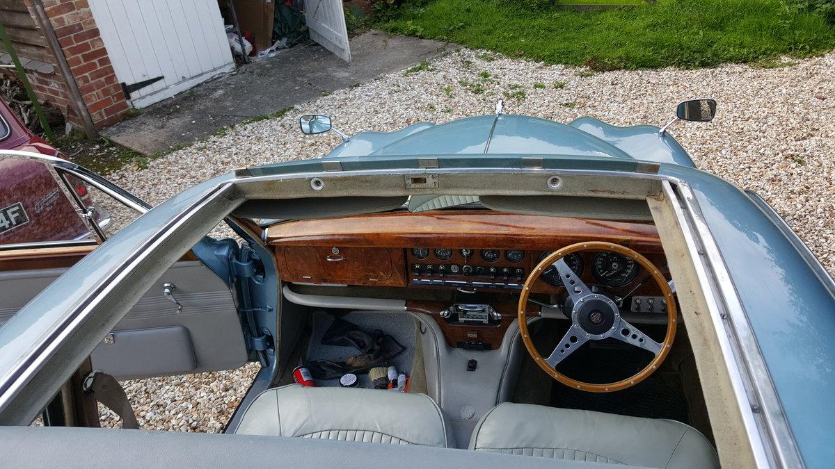 1965 Jaguar S type 3.4 auto  SOLD (picture 6 of 6)