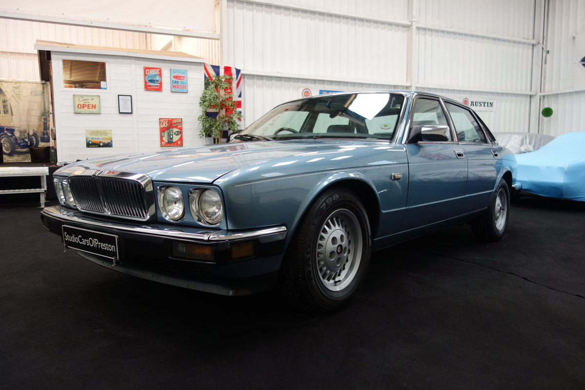 1989 Jaguar XJ40 XJ6 4.0 in super condition For Sale   Car And Classic