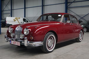 JAGUAR MARK II 3.8, 1962 For Sale by Auction
