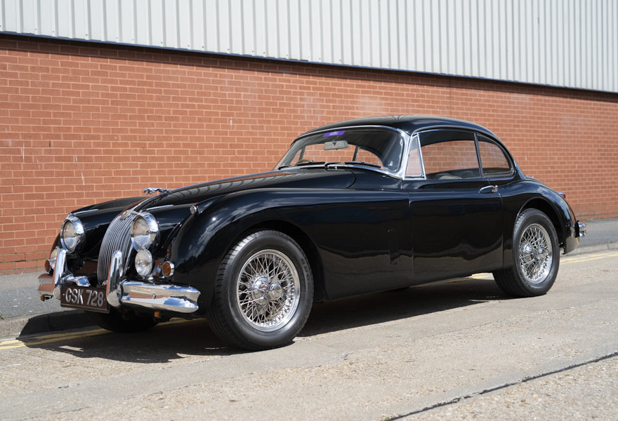 1958 Jaguar XK 150 FHC Fast Road Spec for sale in London(RHD) For Sale (picture 1 of 24)