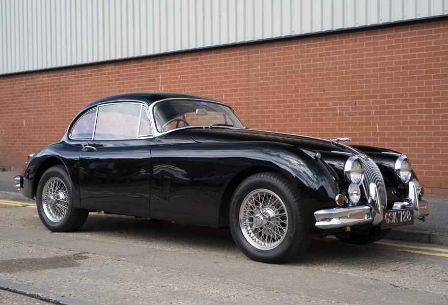 1958 Jaguar XK 150 FHC Fast Road Spec for sale in London(RHD) For Sale (picture 2 of 24)