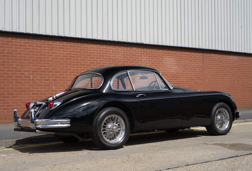 1958 Jaguar XK 150 FHC Fast Road Spec for sale in London(RHD) For Sale (picture 3 of 24)