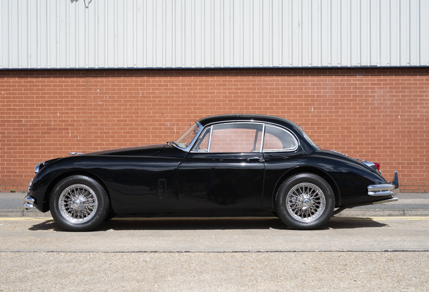 1958 Jaguar XK 150 FHC Fast Road Spec for sale in London(RHD) For Sale (picture 6 of 24)