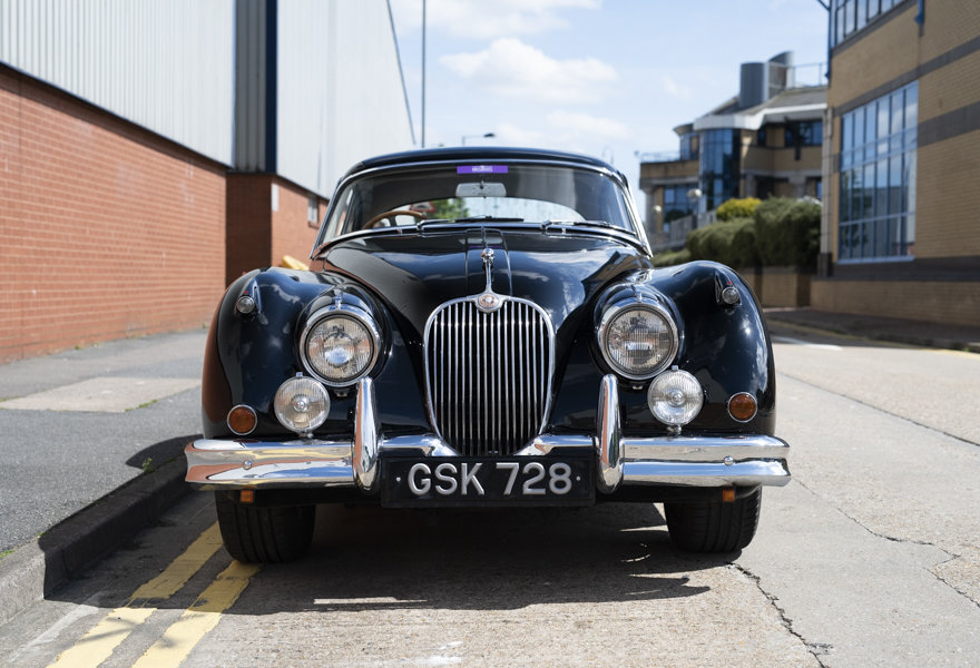 1958 Jaguar XK 150 FHC Fast Road Spec for sale in London(RHD) For Sale (picture 7 of 24)