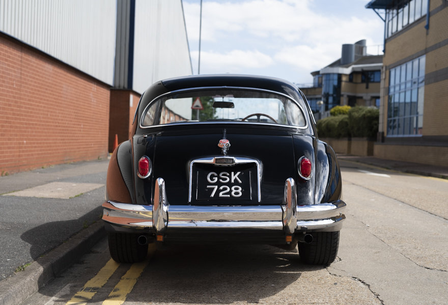 1958 Jaguar XK 150 FHC Fast Road Spec for sale in London(RHD) For Sale (picture 8 of 24)