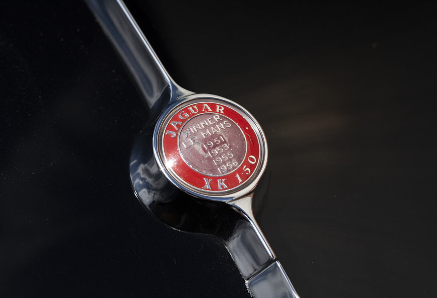 1958 Jaguar XK 150 FHC Fast Road Spec for sale in London(RHD) For Sale (picture 10 of 24)