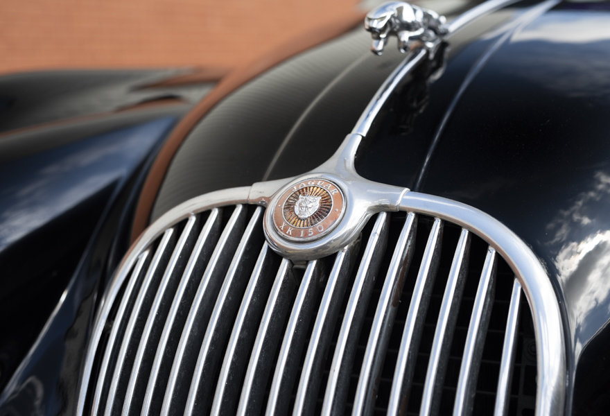 1958 Jaguar XK 150 FHC Fast Road Spec for sale in London(RHD) For Sale (picture 12 of 24)